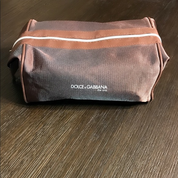 bf678345eb Dolce   Gabbana Other - Dolce   Gabbana Signature mens travel toiletry bag